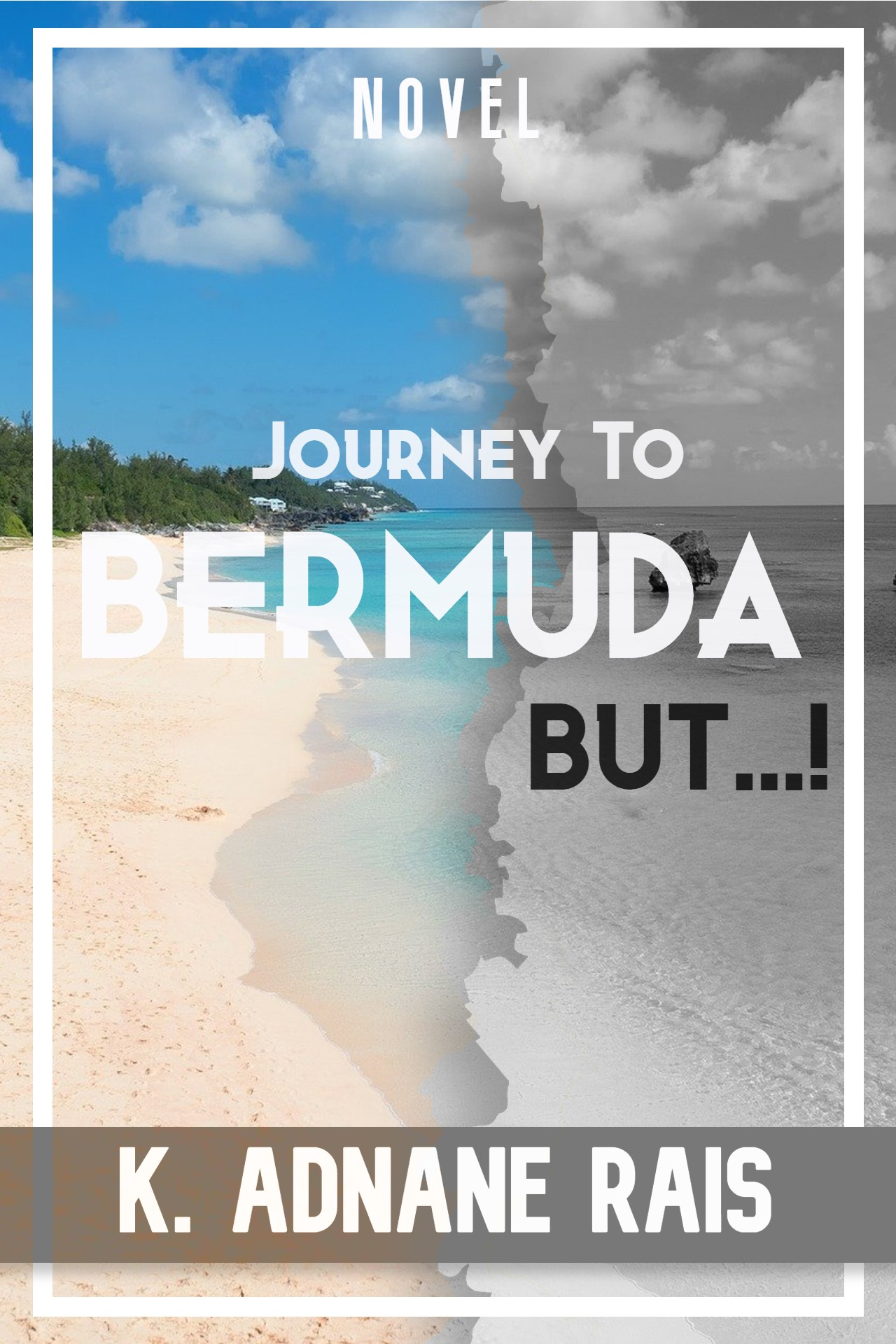 journey to Bermuda but...!
